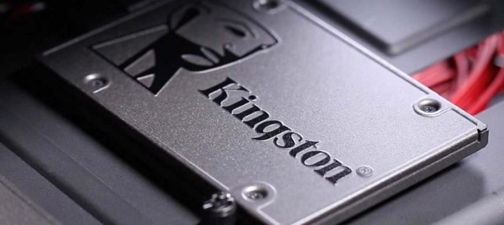 Kingston SSD A400 - Disco duro sólido de 240 GB