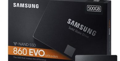 Samsung 860 EVO - Disco estado solido SSD 500 GB